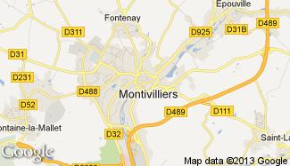 Plan de Montivilliers