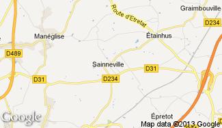 Plan de Sainneville