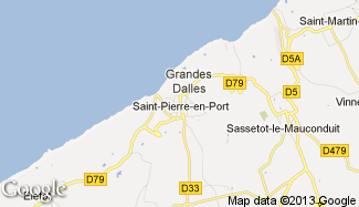 Plan de Saint-Pierre-en-Port