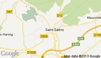 Plan de Saint-Saëns