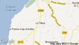 Plan de Le Tilleul