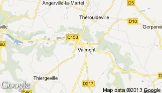 Plan de Valmont