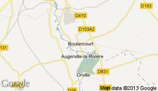 Plan de Boulancourt