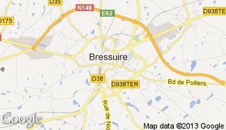 Plan de Bressuire