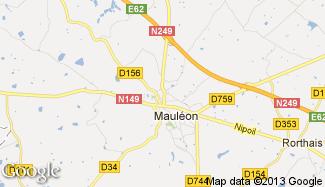 Plan de Mauléon