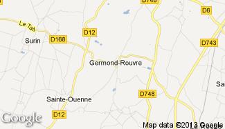 Plan de Germond-Rouvre