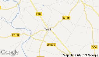 Plan de Taizé