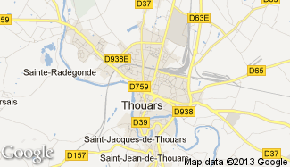 Thouars 79100 - Office du tourisme thouars ...