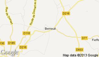 Plan de Berneuil