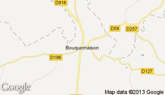 Plan de Bouquemaison