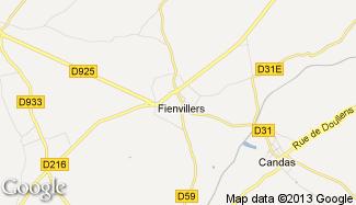 Plan de Fienvillers