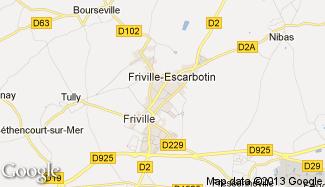 Plan de Friville-Escarbotin