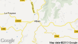 Plan de Alban