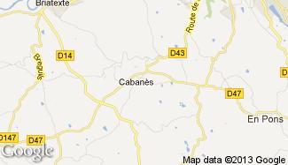 Plan de Cabanès