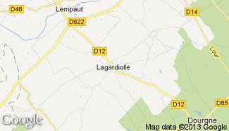 Plan de Lagardiolle