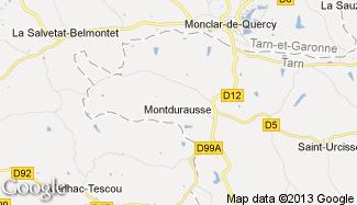 Plan de Montdurausse