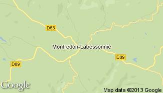 Plan de Montredon-Labessonnié