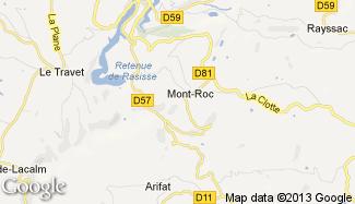 Plan de Mont-Roc