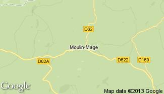 Plan de Moulin-Mage
