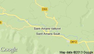 Plan de Saint-Amans-Valtoret