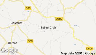 Plan de Sainte-Croix