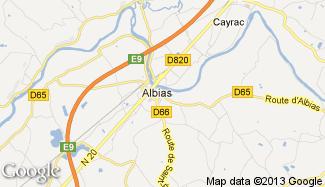 Plan de Albias