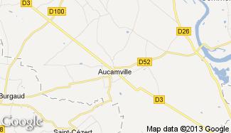 Plan de Aucamville