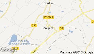 Plan de Beaupuy