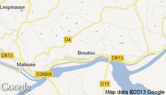 Plan de Boudou