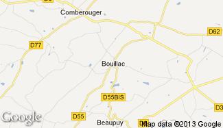 Plan de Bouillac