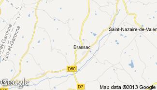 Plan de Brassac
