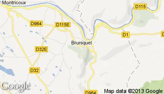 Plan de Bruniquel