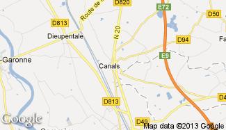 Plan de Canals