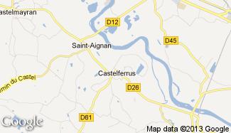Plan de Castelferrus