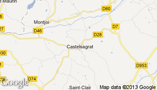 Plan de Castelsagrat