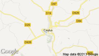 Plan de Caylus