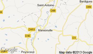 Plan de Mansonville