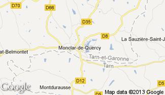 Plan de Monclar-de-Quercy