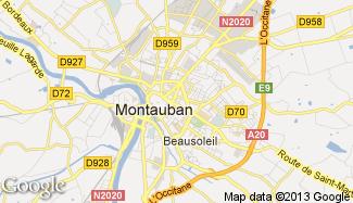 Plan de Montauban