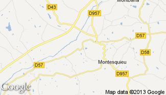 Plan de Montesquieu