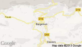 Plan de Bargemon