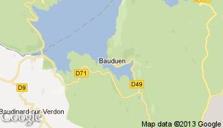 Plan de Bauduen
