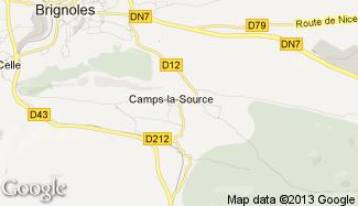 Plan de Camps-la-Source