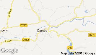 Plan de Carcès