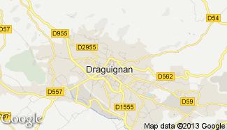 Plan de Draguignan