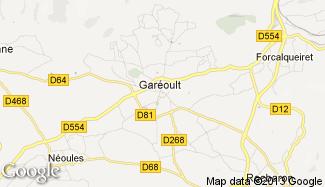 Plan de Garéoult