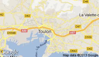 Plan de Toulon