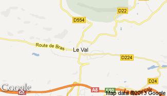 Plan de Le Val