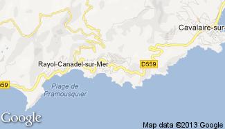Plan de Rayol-Canadel-sur-Mer