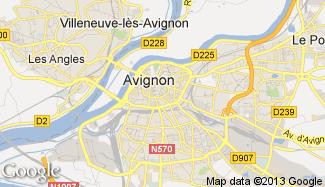 Plan de Avignon